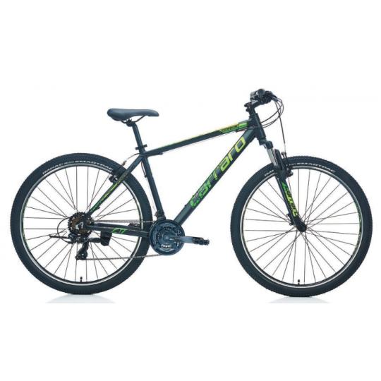 Carraro Force 900 Dağ Bisikleti 29 Jant (Mat Açık Mavi-Siyah-Gümüş)