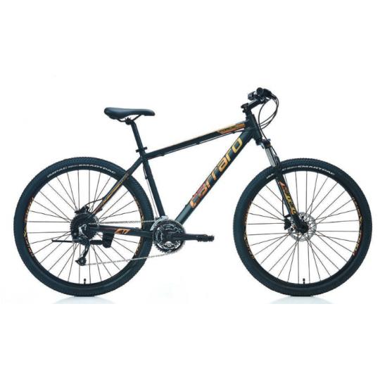 Carraro Force 970 29 Hd Dağ Bisikleti (Mat Siyah-Sarı-Gümüş)
