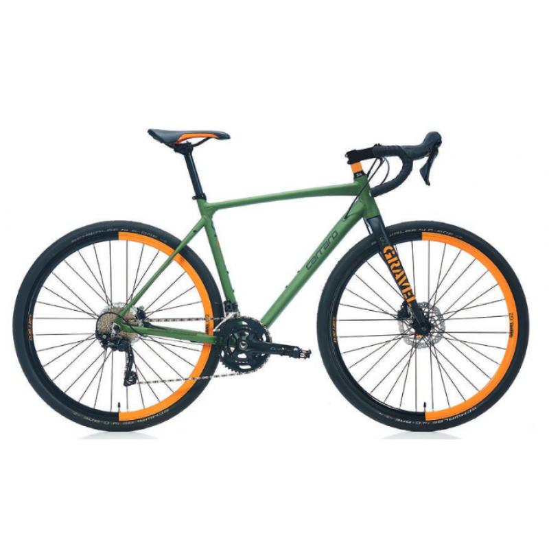 Carraro Gravel G2 Bisikleti 28 Jant (Mat Navy Gri-...