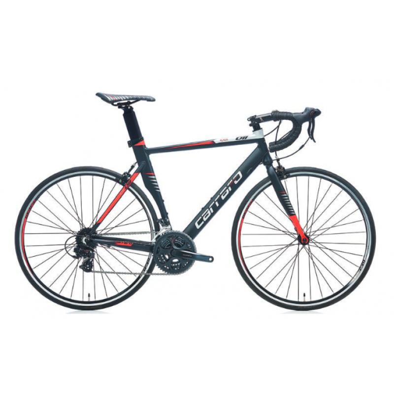 Carraro Race 011 Yarış Bisikleti (Mavi-Lacivert-...