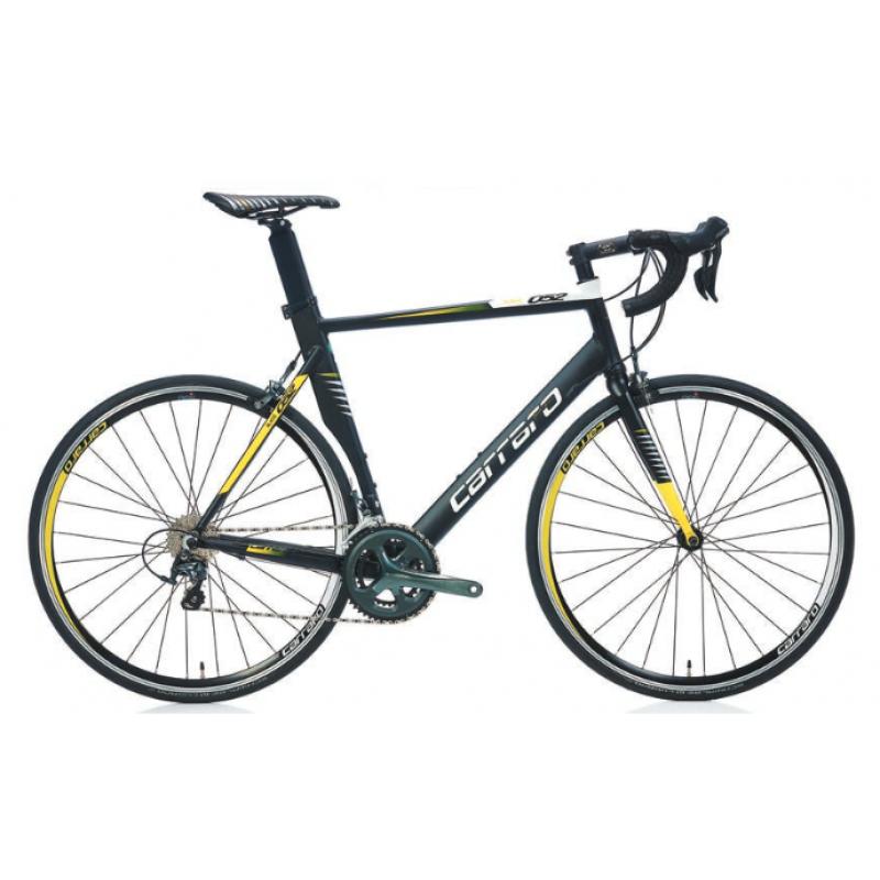 Carraro Race 052 Yarış Bisikleti Tiagra (Siyah S...
