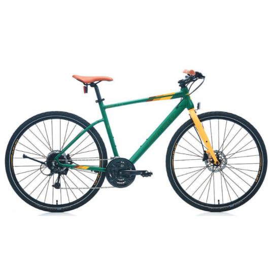 Carraro Sportive 328 28 Hd Şehir Bisikleti (Mat Siyah Kırmızı)