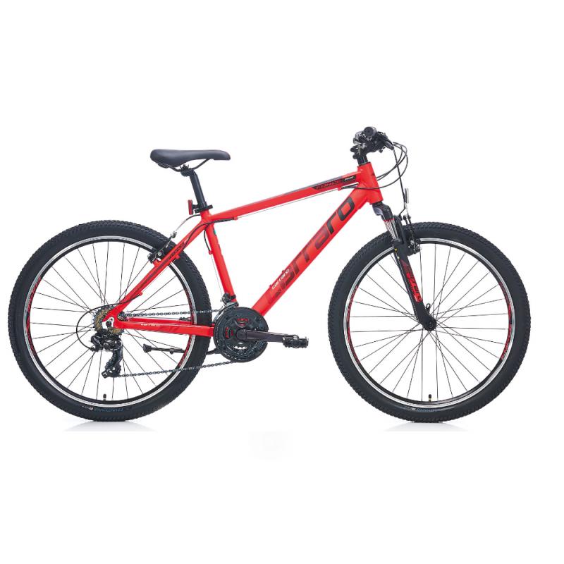 Carraro Force 600 Dağ Bisikleti 26 Jant (Mat Mavi-Siyah)