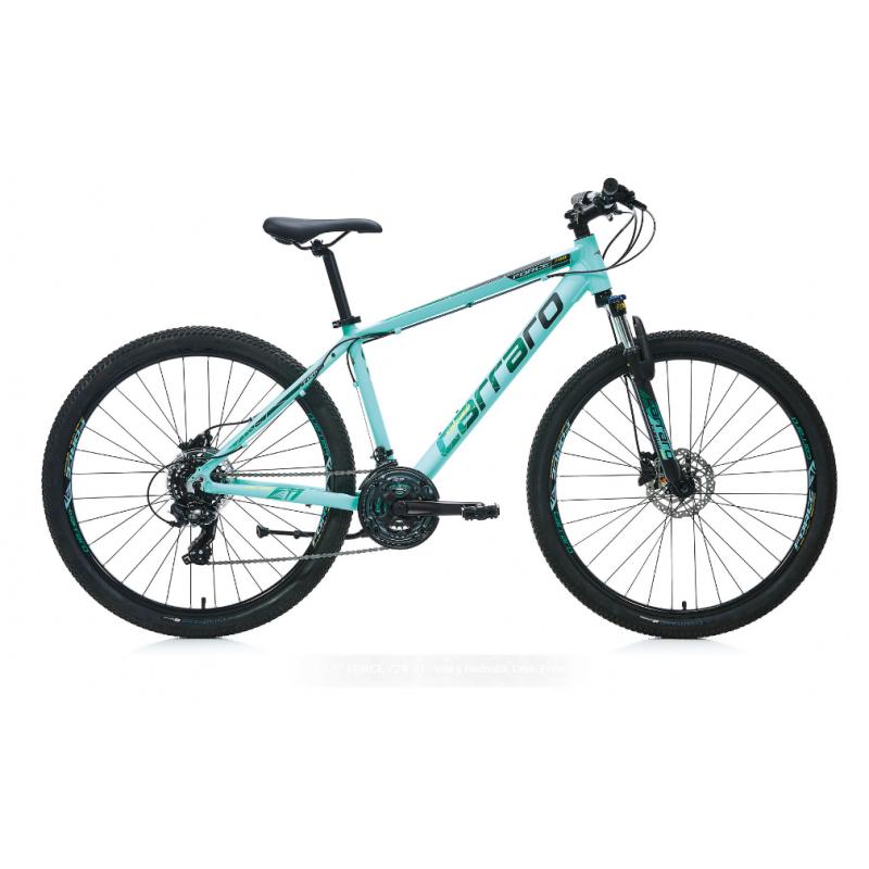 Carraro Force 720 Dağ Bisikleti 27.5 Jant (Haki Yeşil)