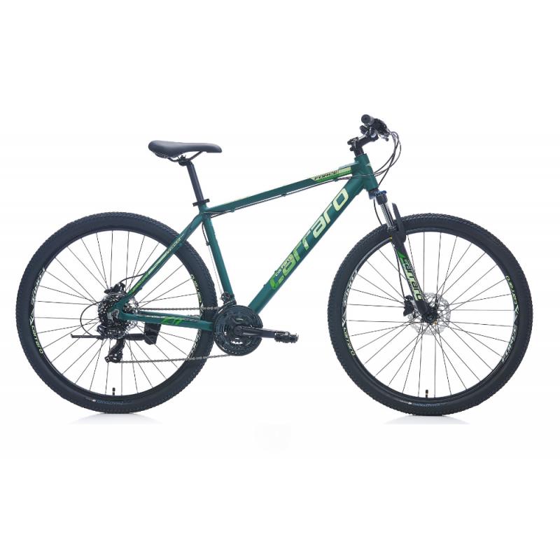 Carraro Force 920 Dağ Bisikleti 29 Jant (Mat Koyu Mavi-Açık Mavi-Gümüş)