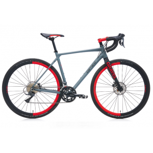 Carraro Gravel G0 Yol Bisiklet 28 Jant  (Mat Antra...