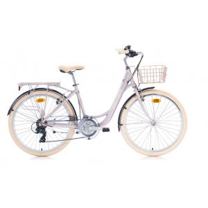 Carraro Juliet Şehir Bisikleti 26 Jant (Mat Metal...