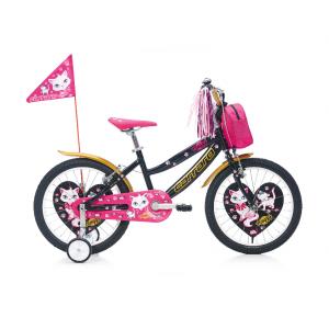 Carraro Moggy 20 Çocuk Bisikleti 20 Jant (Pembe-B...