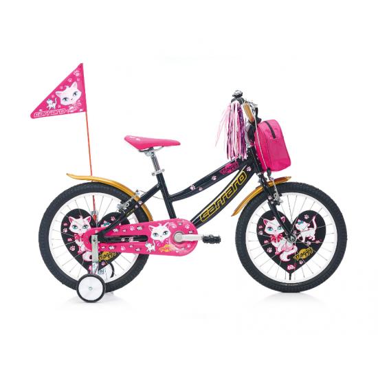 Carraro Moggy 20 Çocuk Bisikleti 20 Jant (Pembe-Beyaz-Turkuaz)
