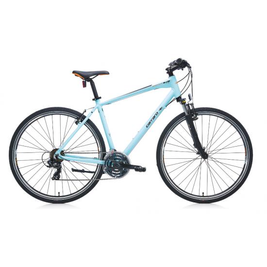 Carraro Sportive 220 Şehir Bisikleti 28 Jant (Mat Koyu Yeşil-Beyaz-Yeşil)