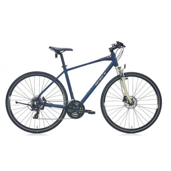 Carraro Sportive 223 Şehir Bisikleti 28 Jant Hd (Mat Haki Yeşili-Siyah-Sarı)