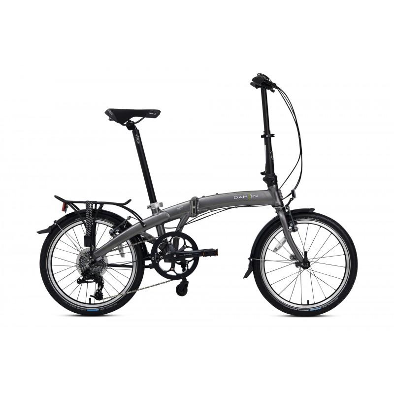 Dahon MU D8 Katlanır Bisiklet (Mat Gri)