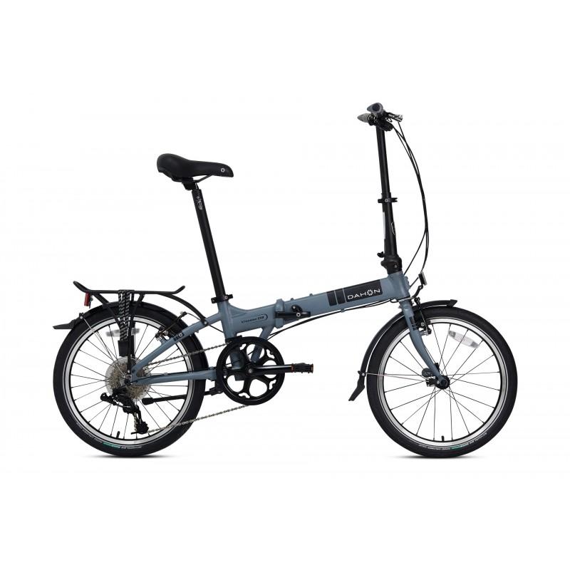 Dahon Vitesse D8 Katlanır Bisiklet (Mat Gri)