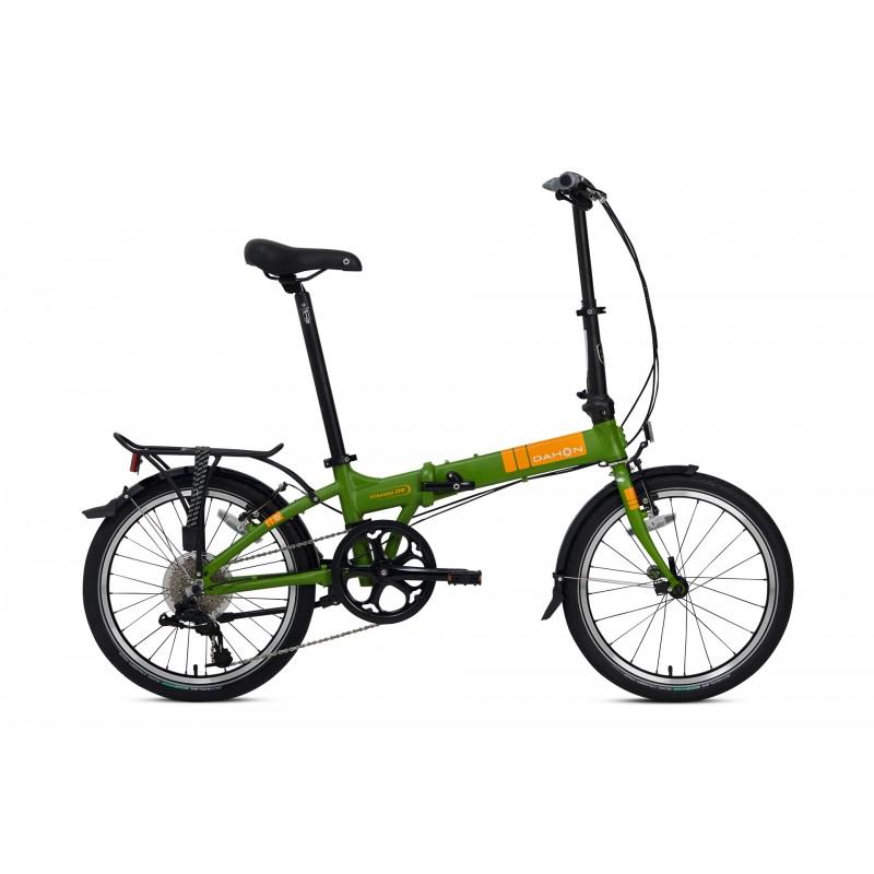 Dahon Vitesse D8 Katlanır Bisiklet (Askeri Yeşil...