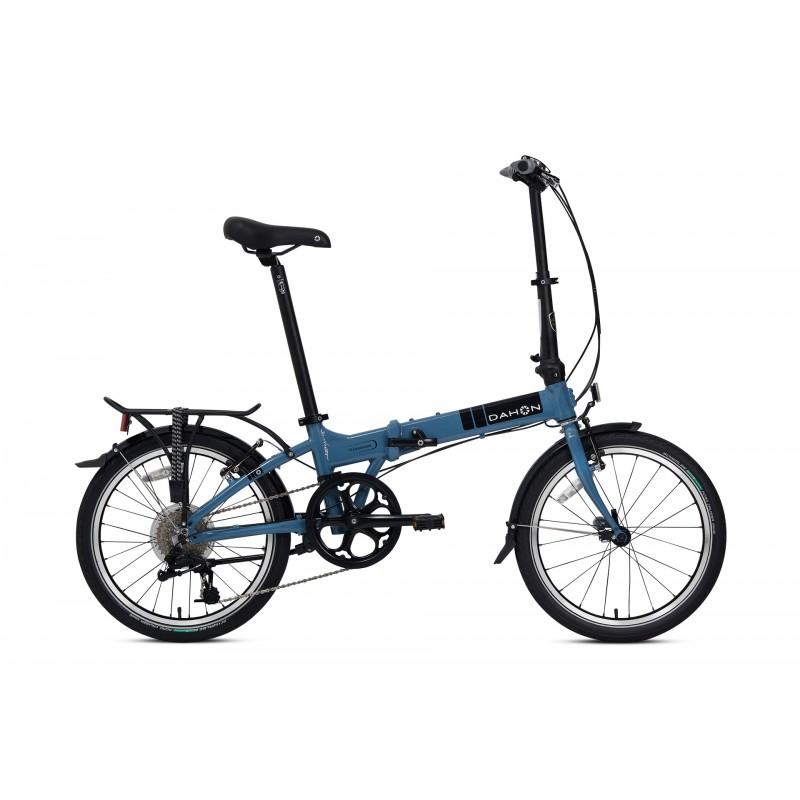 Dahon Vitesse D8 Katlanır Bisiklet (Royal Mavi)