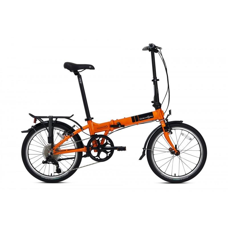 Dahon Vitesse D8 Katlanır Bisiklet (Turuncu)