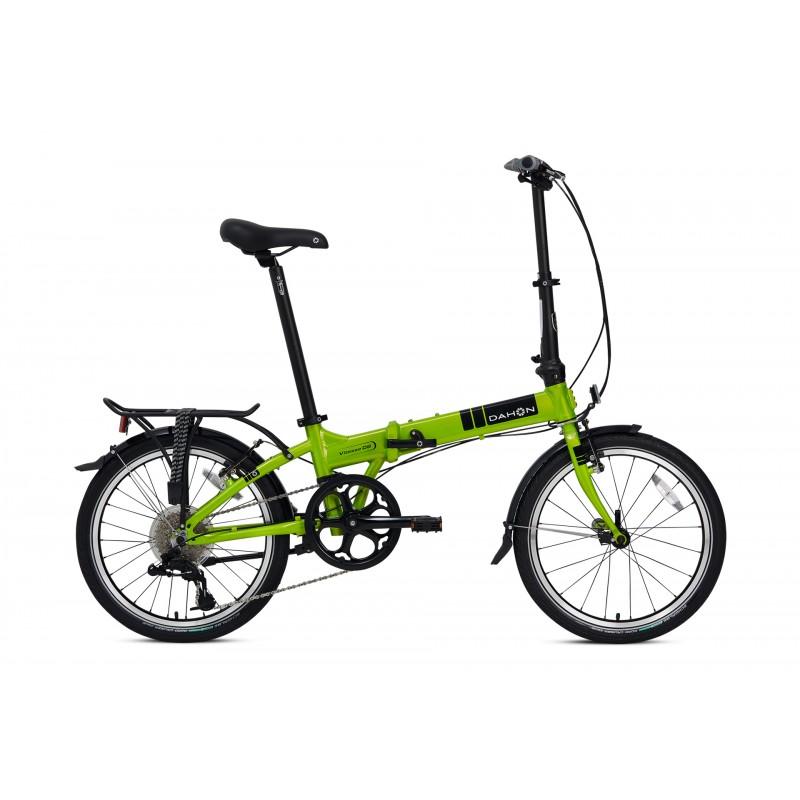 Dahon Vitesse D8 Katlanır Bisiklet (Fıstık Yeş...