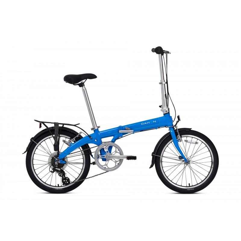 Dahon Vybe D7 Katlanır Bisiklet (Mavi)