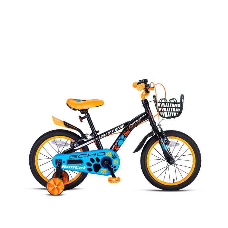 Kron Bobcat 20 V Çocuk Bisikleti (Siyah Sari)