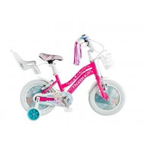 Kron Frozen 14 V Çocuk Bisikleti (Pembe)