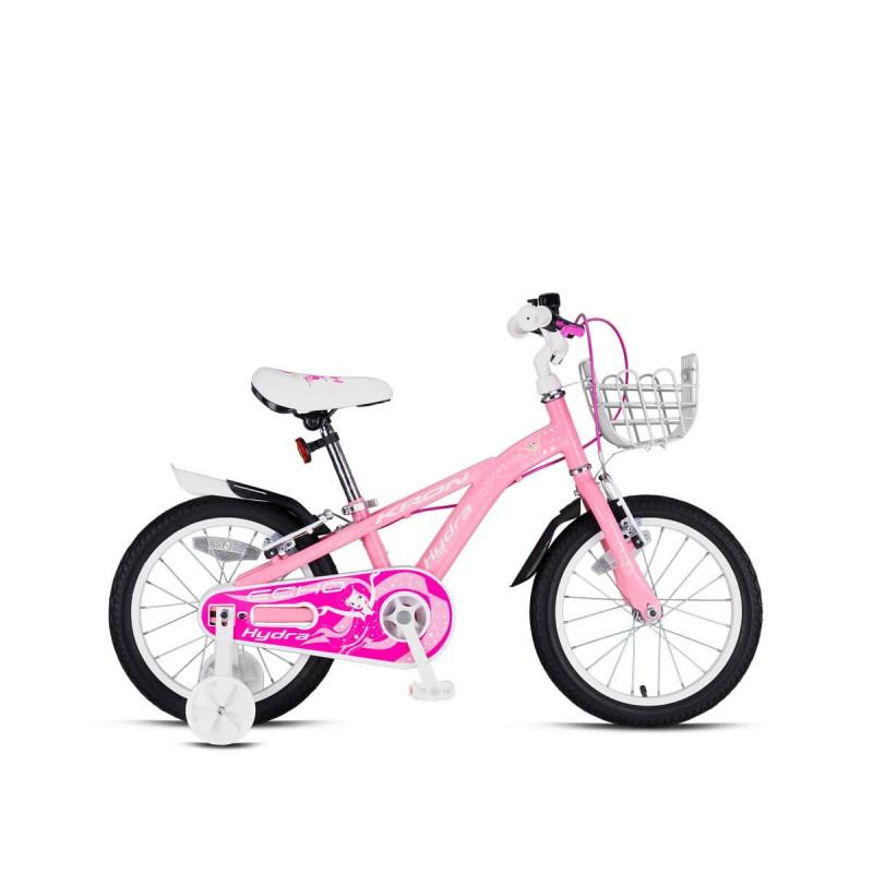Kron Hydra 20 V Çocuk Bisikleti (Toz Pembe Beyaz)