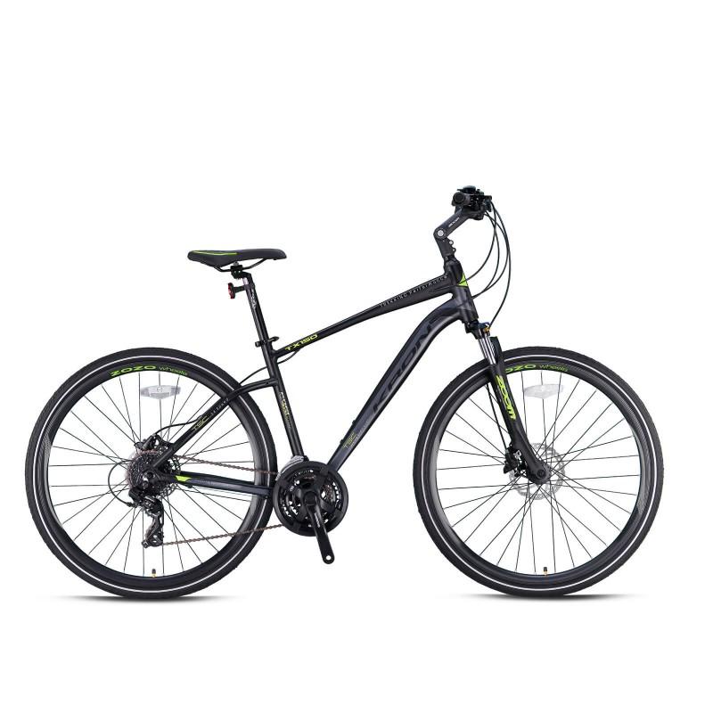 Kron Tx150 28 Hd Trekking Bisiklet (Mat Siyah Neon...