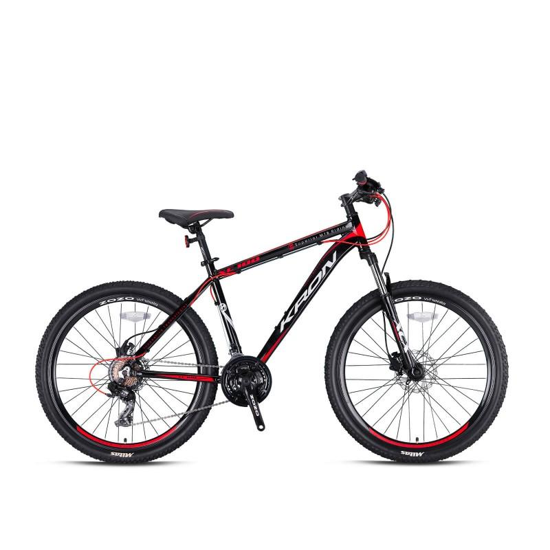 Kron Xc100 29 Md Dağ Bisikleti (Titanyum Gri Kır...
