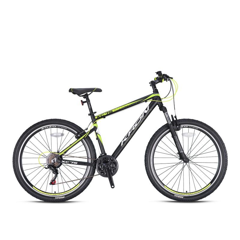 Kron Xc75 26 V Dağ Bisikleti (Siyah Kırmızı Be...