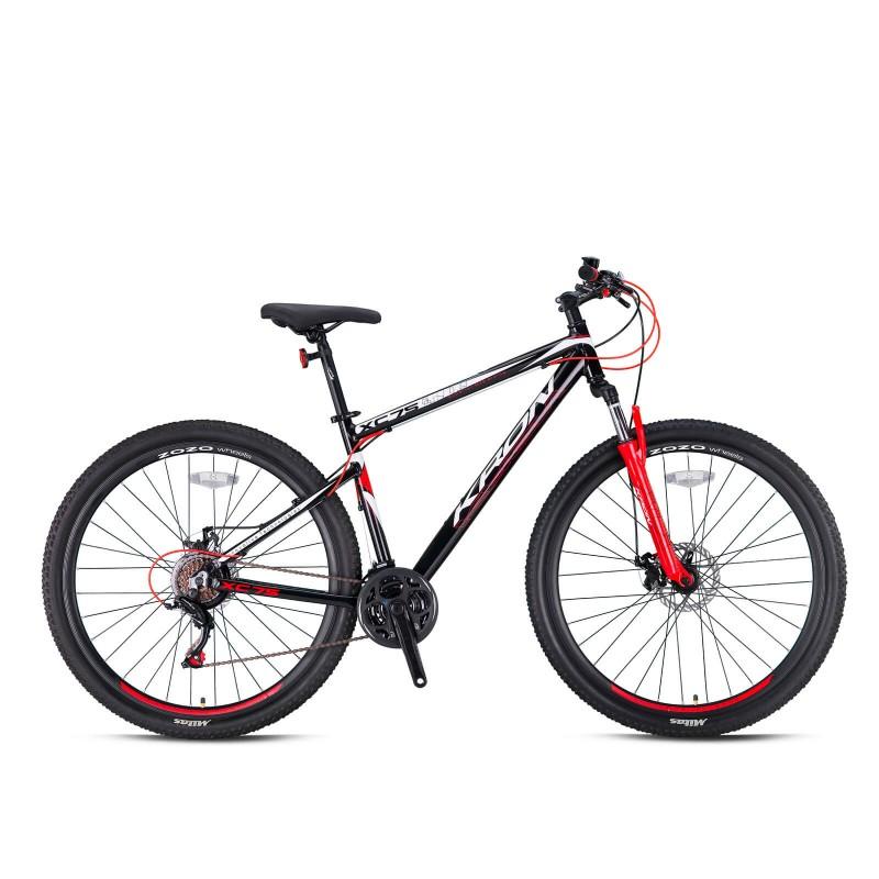 Kron Xc75 26 Md Dağ Bisikleti (Mat Siyah Neon Sar...