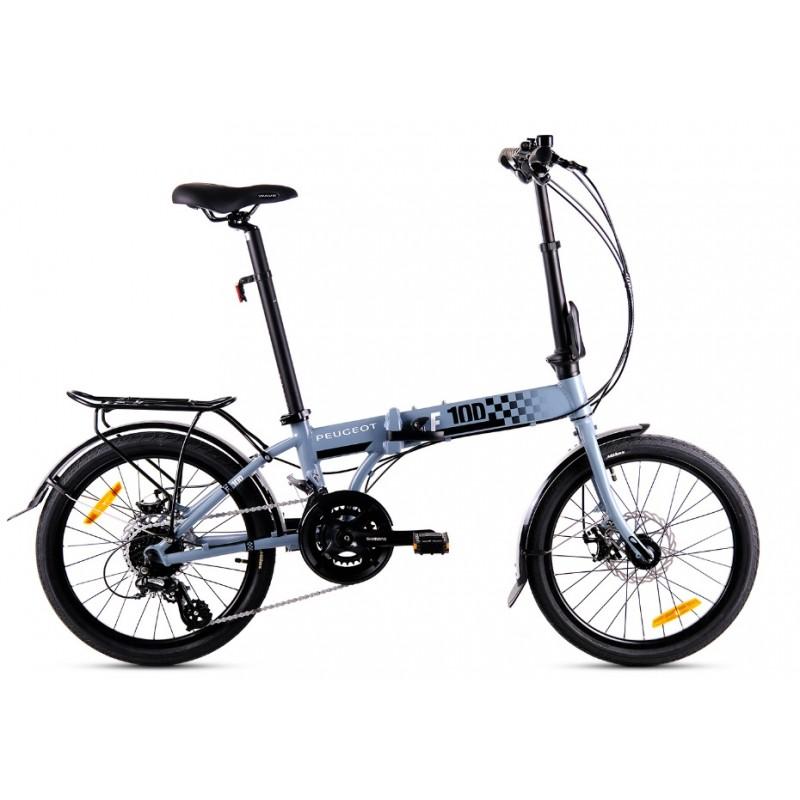 Peugeot F10-D Katlanır Bisiklet 20 Jant