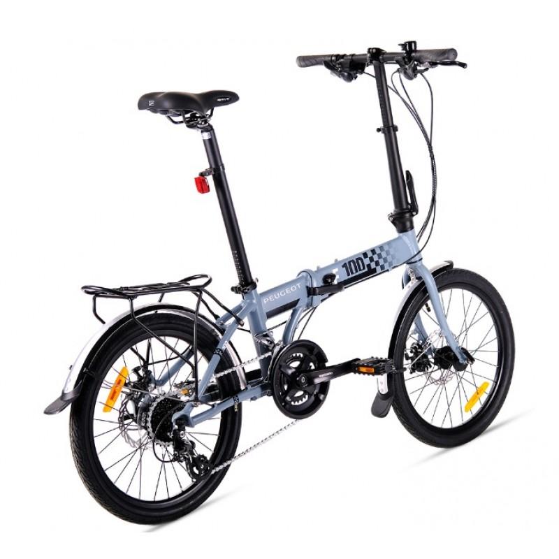 Peugeot F10-D 20 Md Katlanır Bisiklet