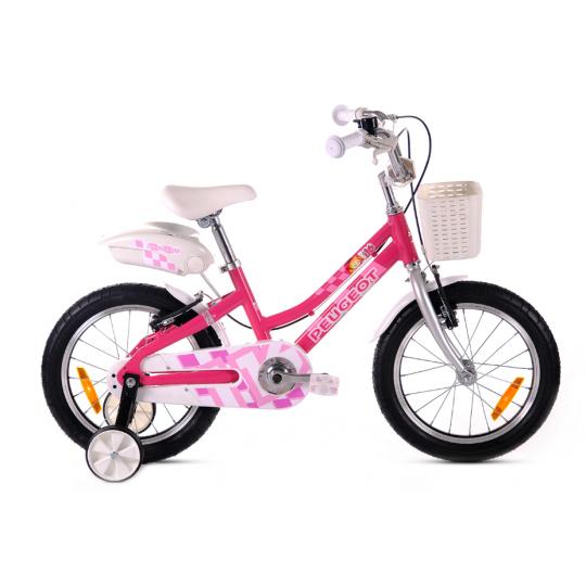Peugeot J16 Kız Çocuk Bisikleti (Pembe)