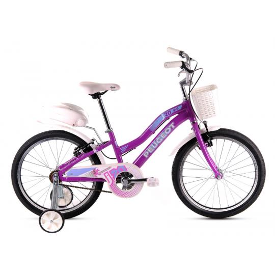 Peugeot J20 Kız Çocuk Bisikleti (Pembe)