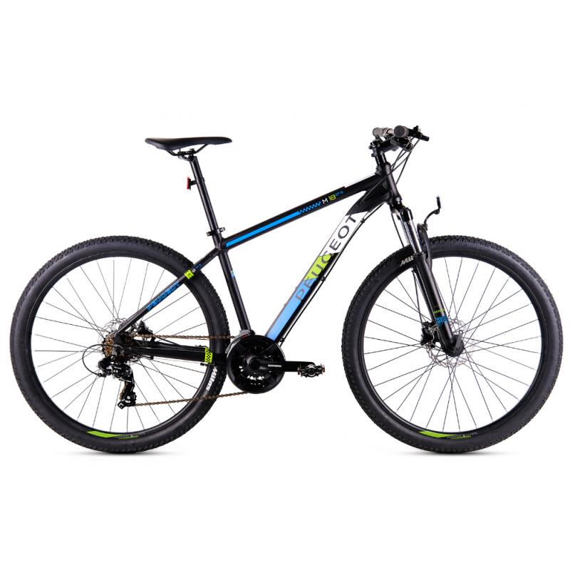 Peugeot M18 27.5 Hd Dağ Bisikleti (Siyah-Kırmız...