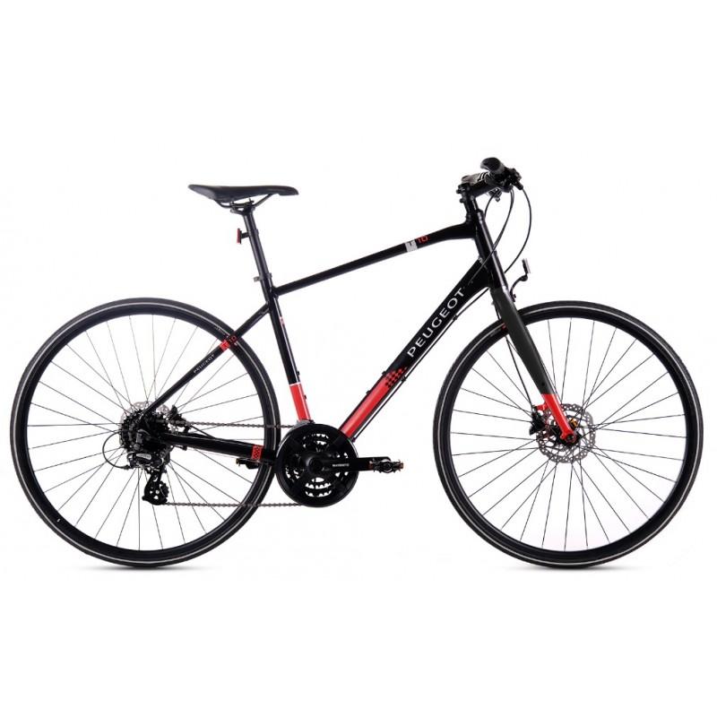 Peugeot T10 28 Hd Tur / Şehir Bisikleti (Siyah-Tu...