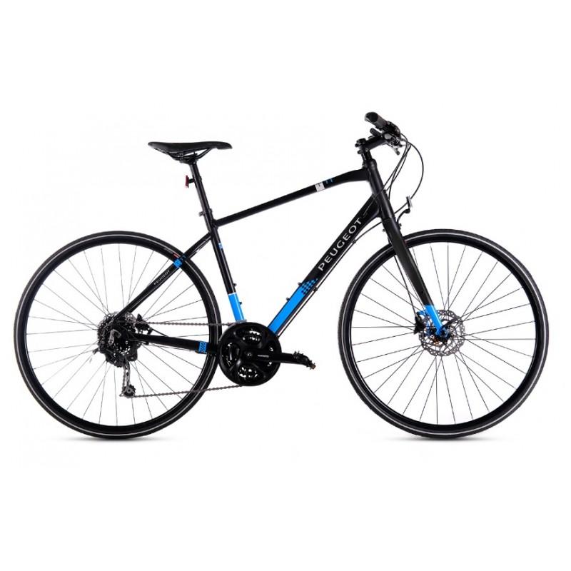 Peugeot T11 28 Hd Tur / Şehir Bisikleti (Siyah-Ye...