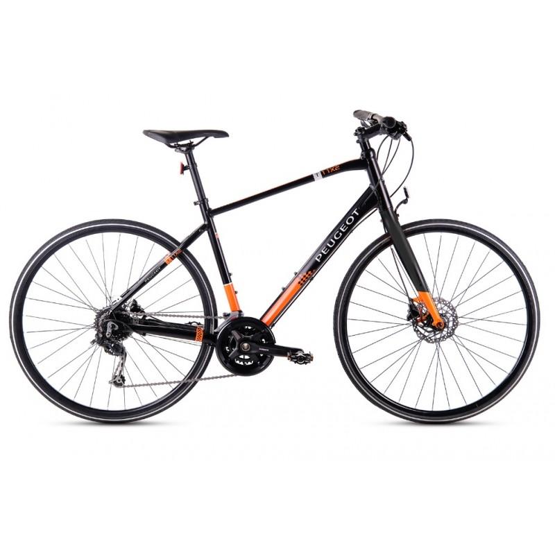 Peugeot T11x2 28 Hd Tur / Şehir Bisikleti (Siyah-...