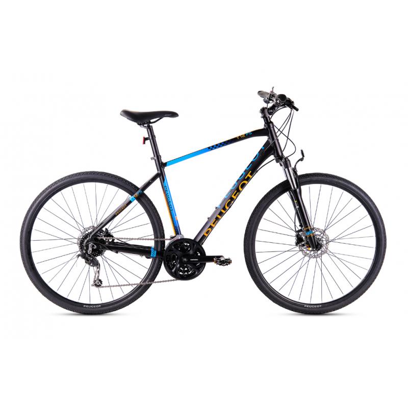 Peugeot T12Fs 28 Hd Trekking Bisiklet (Siyah Turun...
