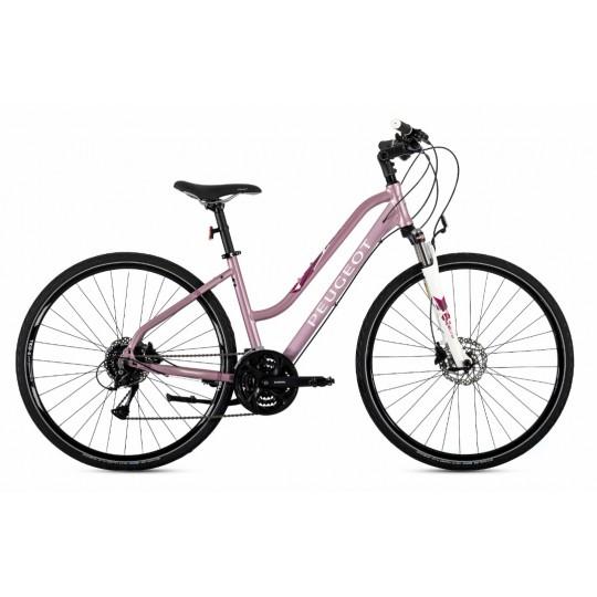 Peugeot T13 28 Hd Tur / Şehir Bisikleti (Pembe)
