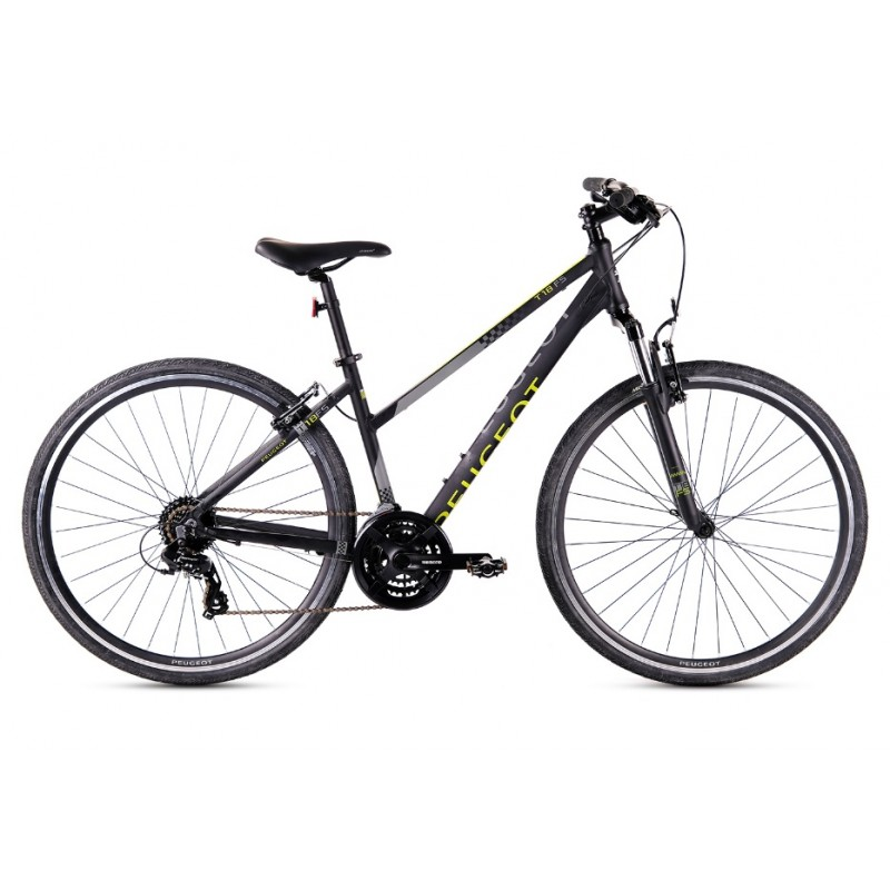 Peugeot T18Fs 28 V Trekking Bisiklet (Siyah-Misket...