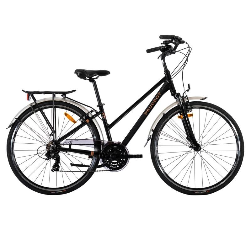 Peugeot T15 28 V Şehir Bisikleti (Siyah)