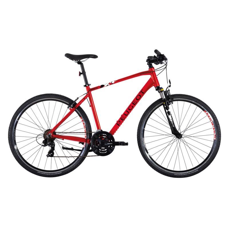 Peugeot T17 Tur / Şehir Bisikleti (Mavi)