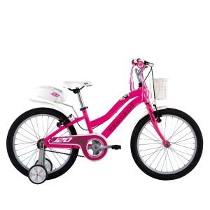 Peugeot J20 Kız Çocuk Bisikleti 20 Jant (Turkuaz...