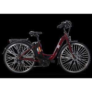 Rks Mb6 Elektrikli Şehir Bisikleti 28 Jant (Beyaz...