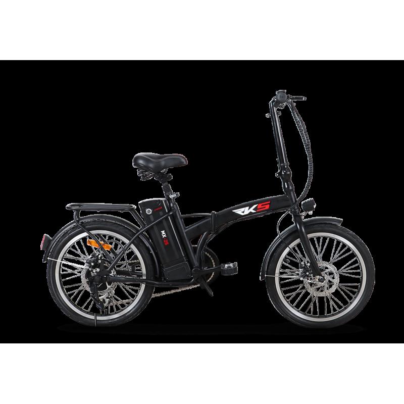 Rks Mx25 Elektrikli Katlanır Bisiklet 20 jant (Be...