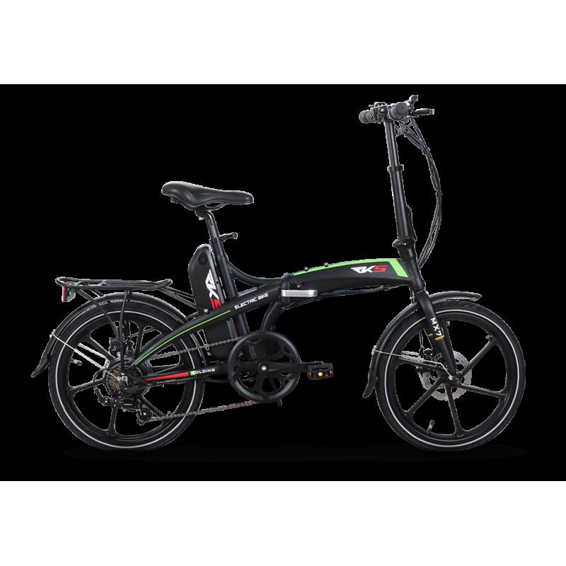 Rks Mx7 Elektrikli Katlanır Bisikleti 20 Jant (Be...