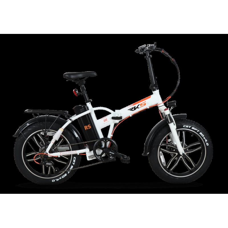 Rks Rs3 Pro Elektrikli Katlanır Bisiklet 20 Jant
