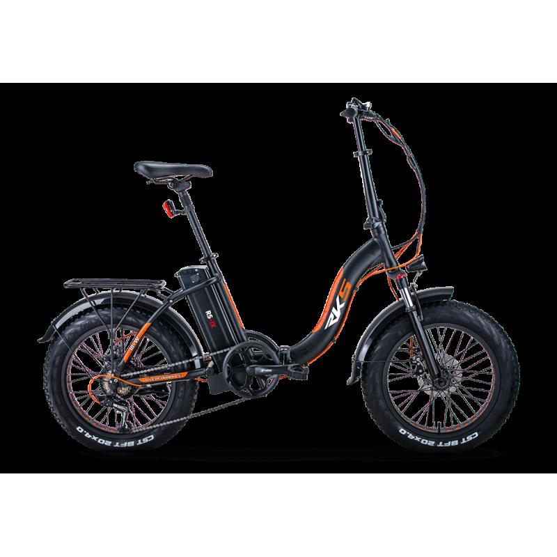 Rks Rsi-X Elektrikli Katlanır Bisiklet 20 Jant