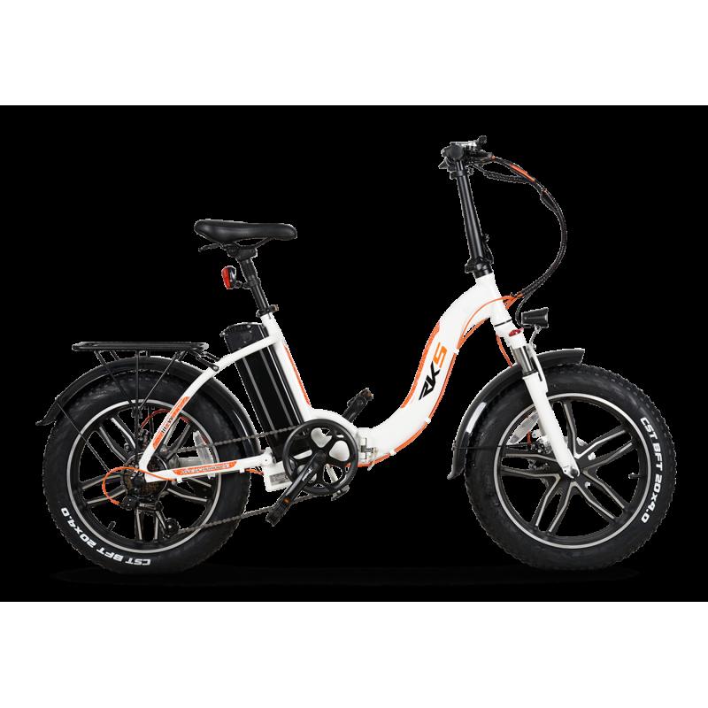 Rks Rsi-X-Pro Elektrikli Katlanır Bisiklet 20 Jan...