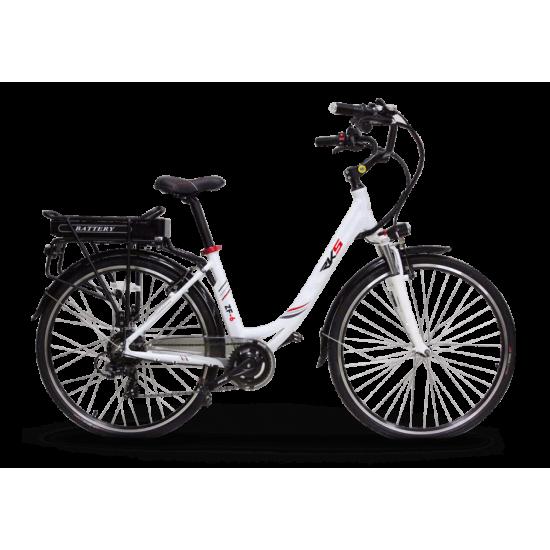 Rks Zf6 Elektrikli Şehir Bisikleti 28 Jant